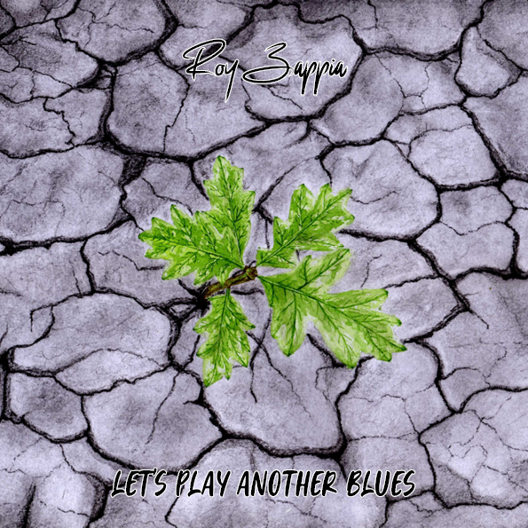 copertina di Let's play another blues