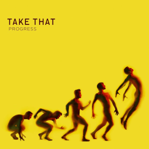 the cover of Take That's new album