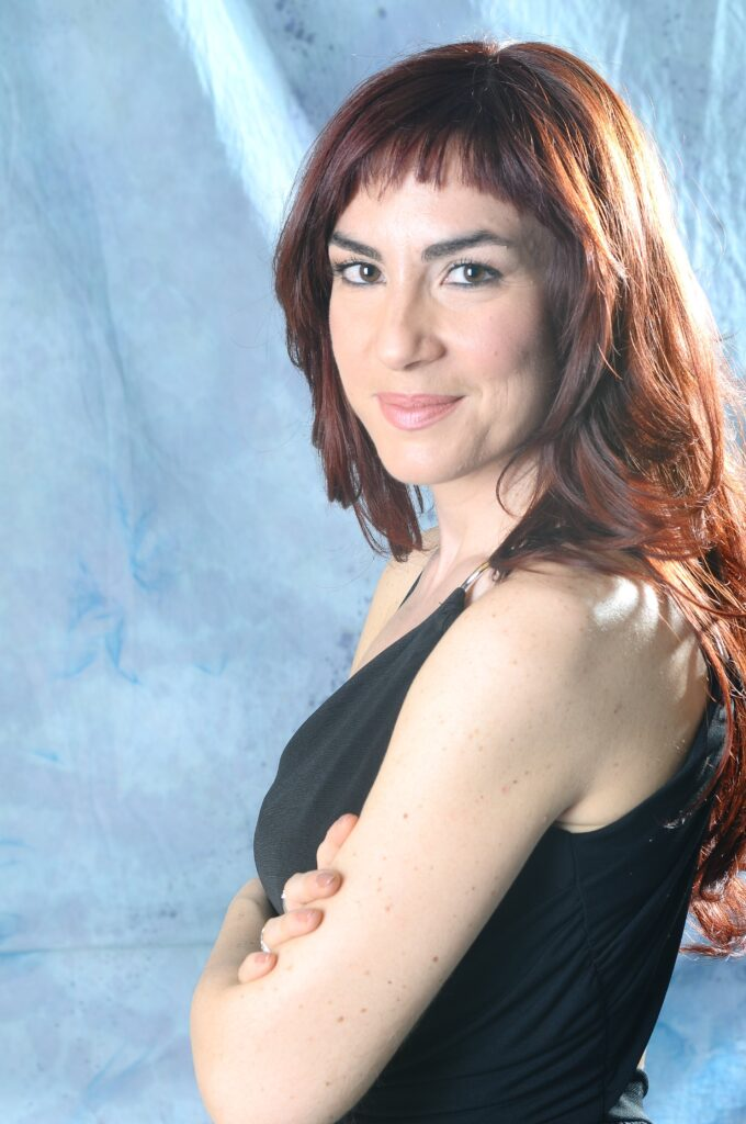 Laura Mancini autrice del libro sull'italiano e gli influencer