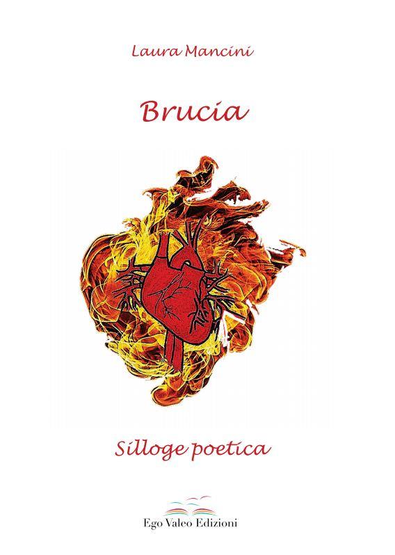 la silloge poetica Brucia